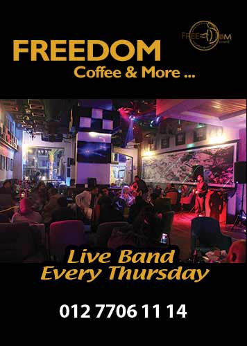 live band freedom coffee and more