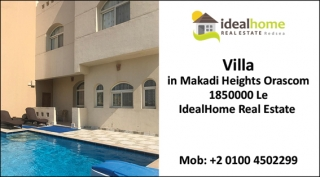 Villa in Makadi for sale