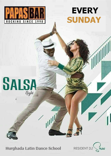 Salsa Night @Papas Bar