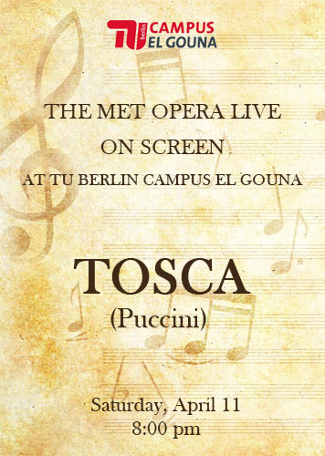 Toska by Puccini