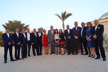 120 years Kempinski - Celebration at Soma Bay