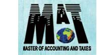 MAT Master of Accounting & Taxes